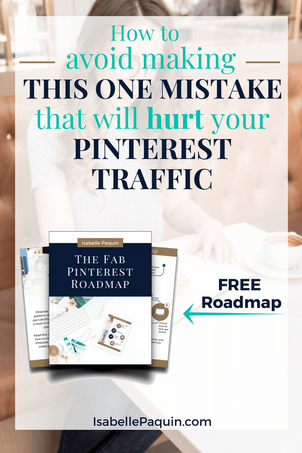 Find out why your Pinterest traffic could be hurting and what to focus on instead. In this video, I cover how entrepreneurs can get and increase their traffic, why Pinterest is not a social media and why followers are *not* the best metric to focus on. Click to find out more! #pinterestmarketing
