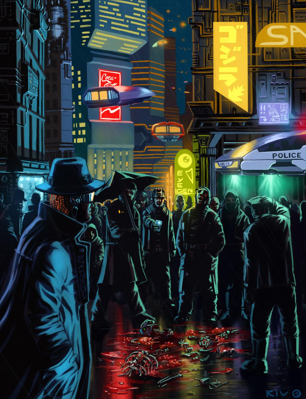 Source: Decepticoin on Deviantart  http://www.deviantart.com/art/Cyberpunk-407777837
