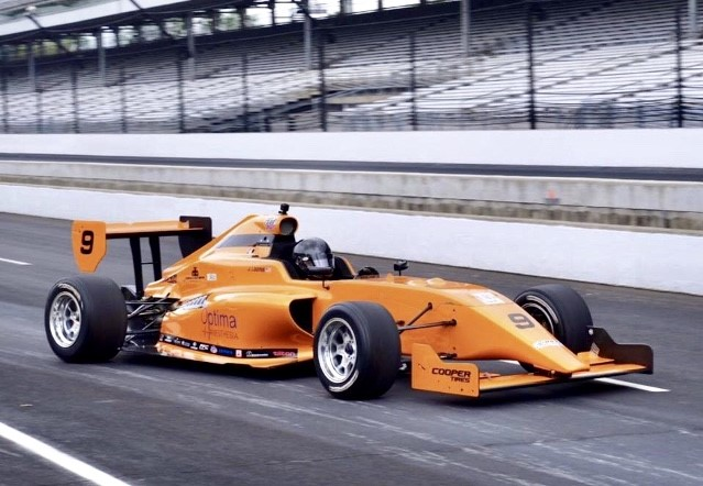 #9 Jacob Loomis Racing PM-18 - Optima Anesthesia sponsored PM 18 driven by Jacob Loomis is scheduled to race in Indy Pro 2000 Series at Laguna Seca Sept. 21st & 22nd 2019.