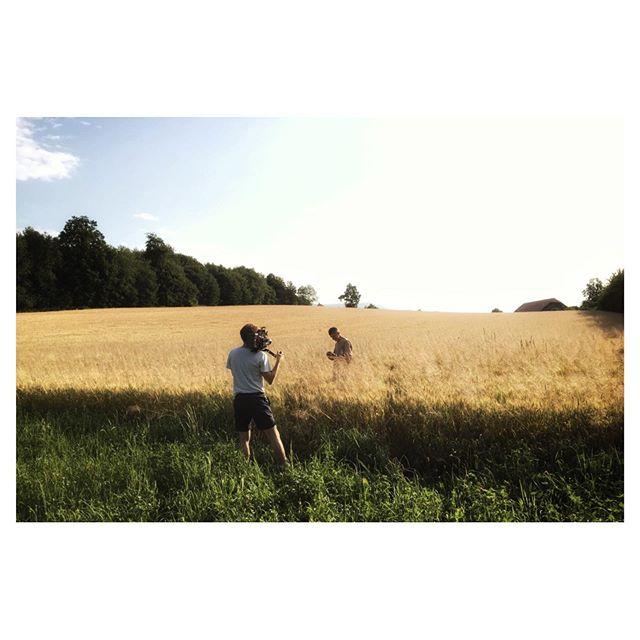 Shooting Day 2/2 for @s2r.gmbh @axaswitzerland @quartierschoengruen