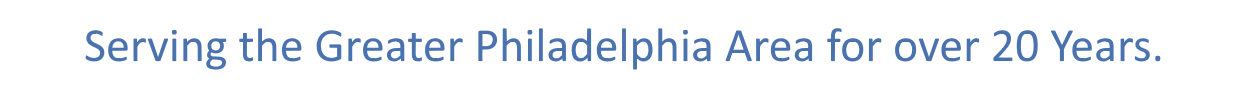 Serving the Greater Philadelphia Area for over 20 years.png