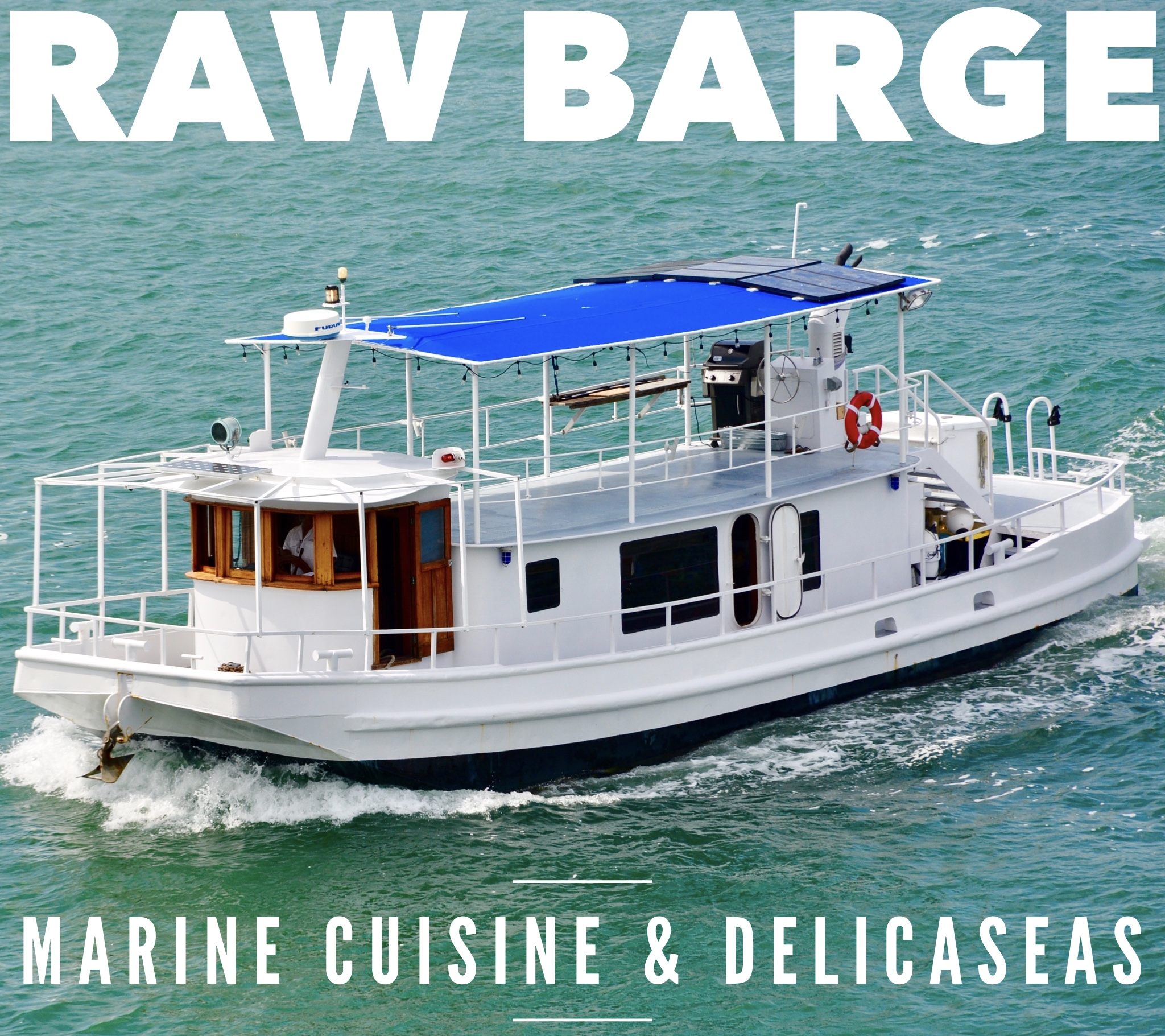 Raw Barge — EMPIRE OYSTER