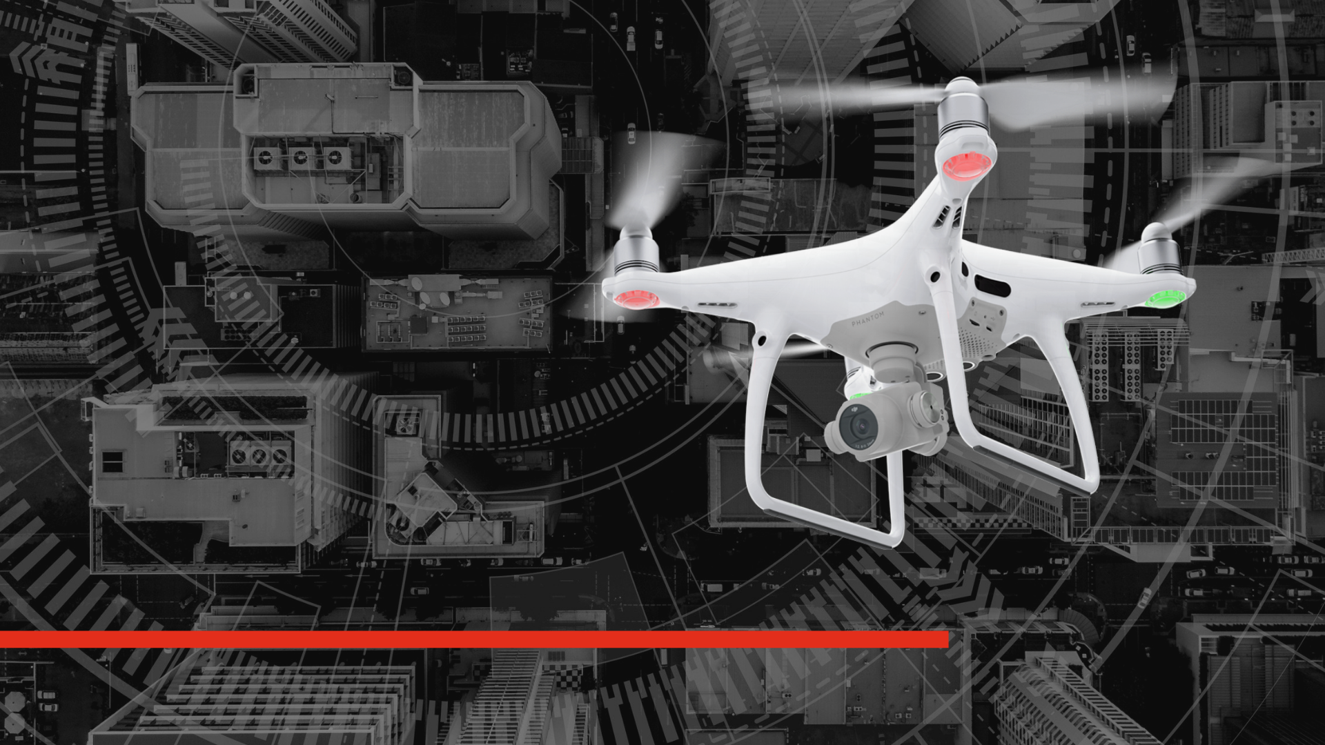 DJI Phantom 4 Pro Police and Fire Drone