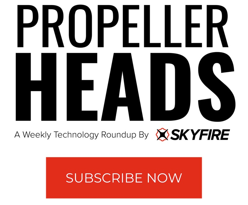SUBSCRIBE NOW to Propellerheads Weekly Drone Newsletter.png