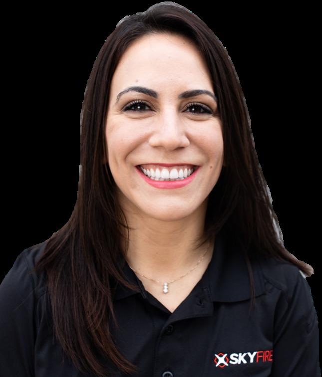 Monica Diaz   VP of Operations