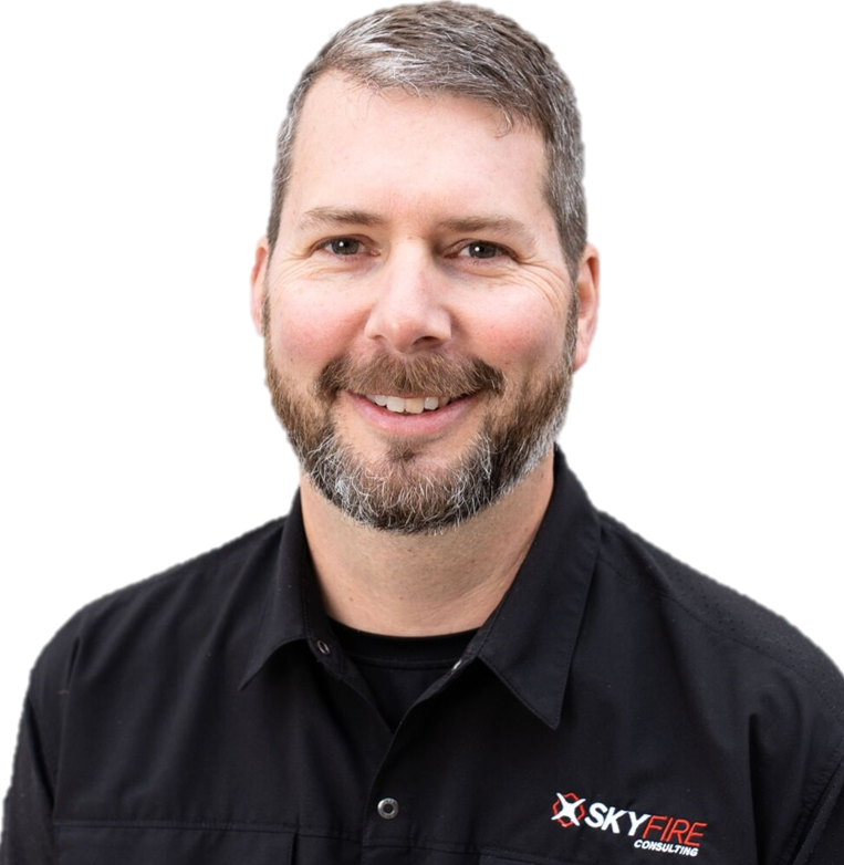 Dan Parker  Director of Industrial Services
