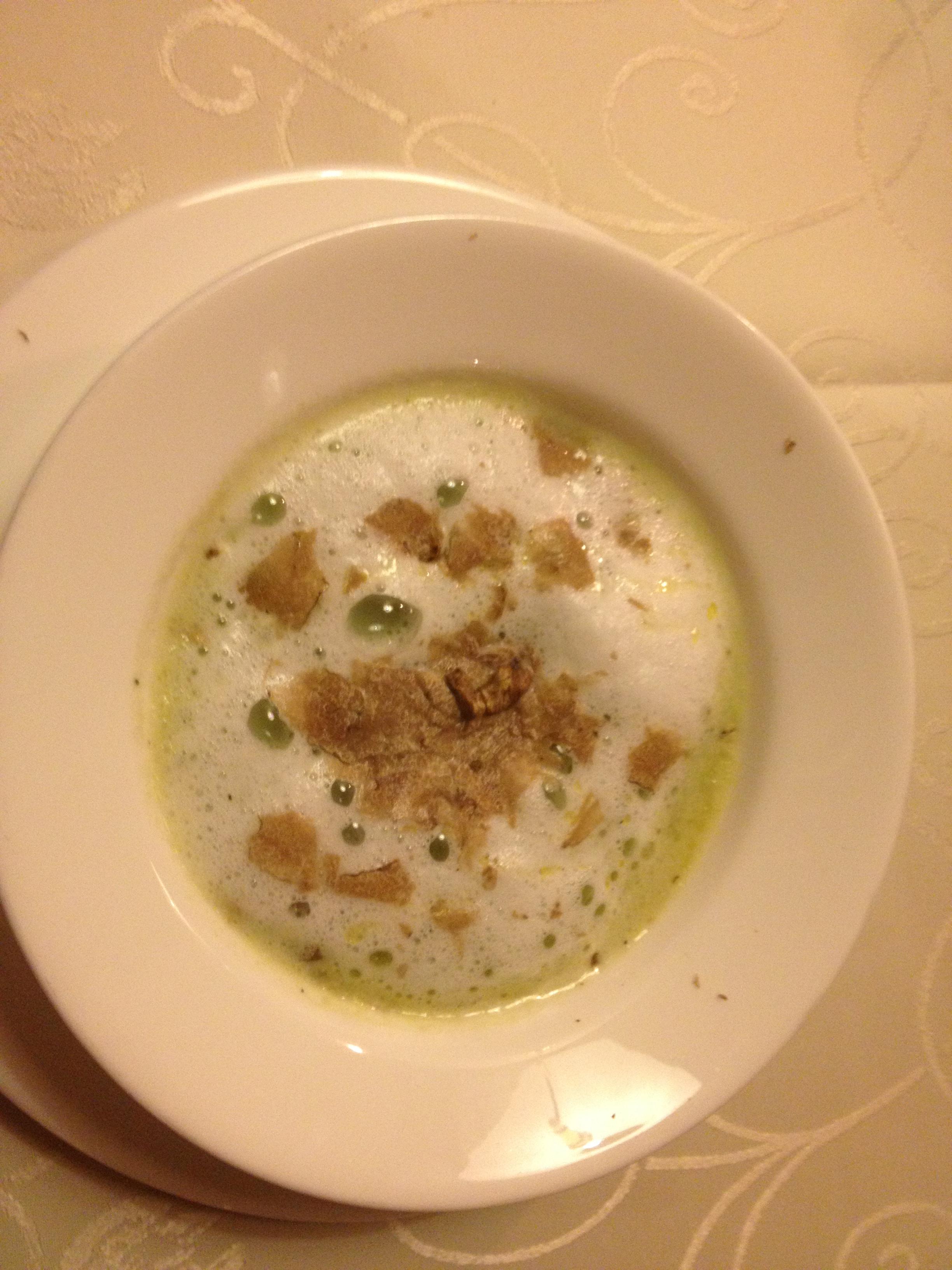 Celery-Truffle-Soup