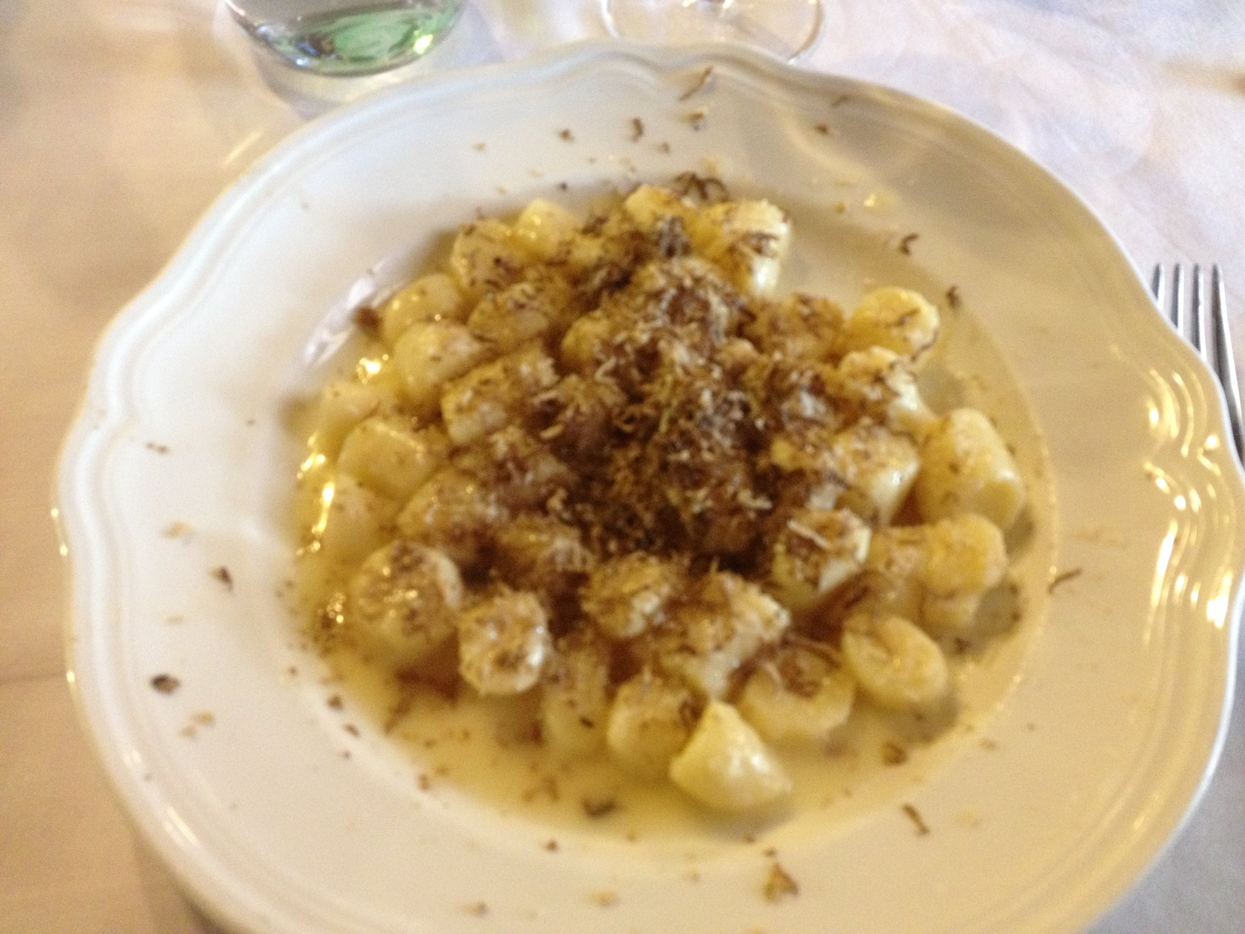 Truffle-Gnocchi