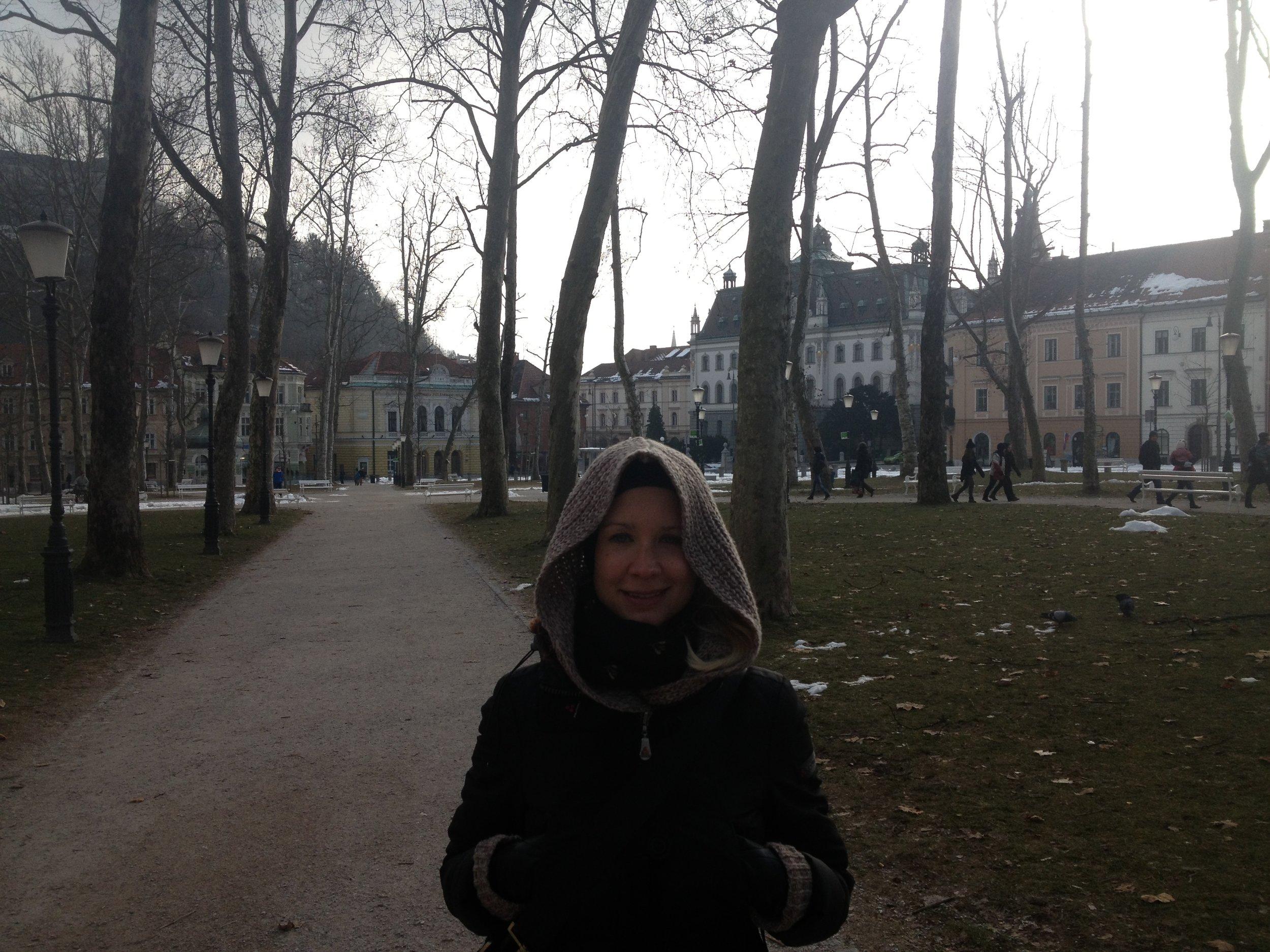 Sara Tivoli Park