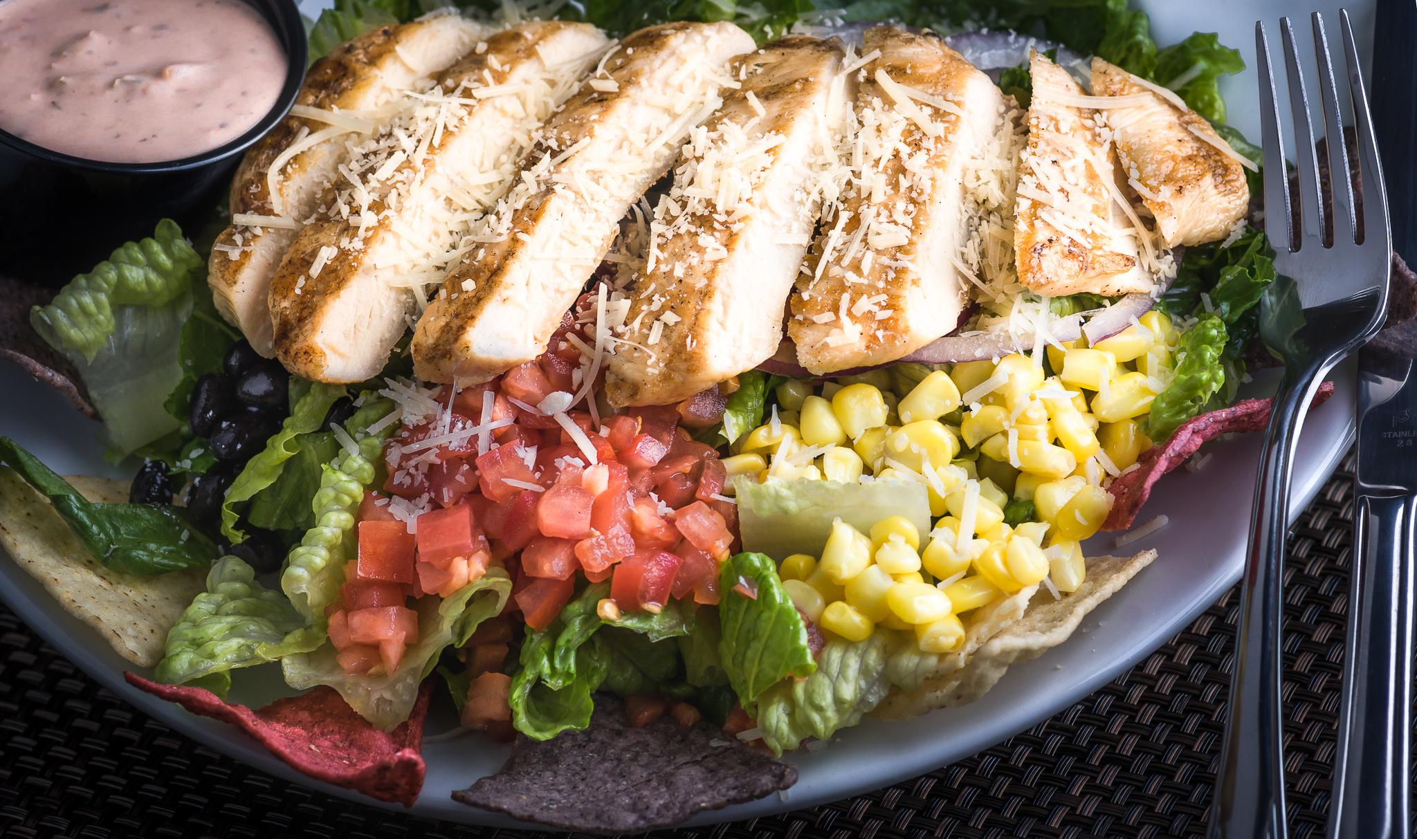 Everett Marysville Bob's Southwest Chicken Salad.jpg