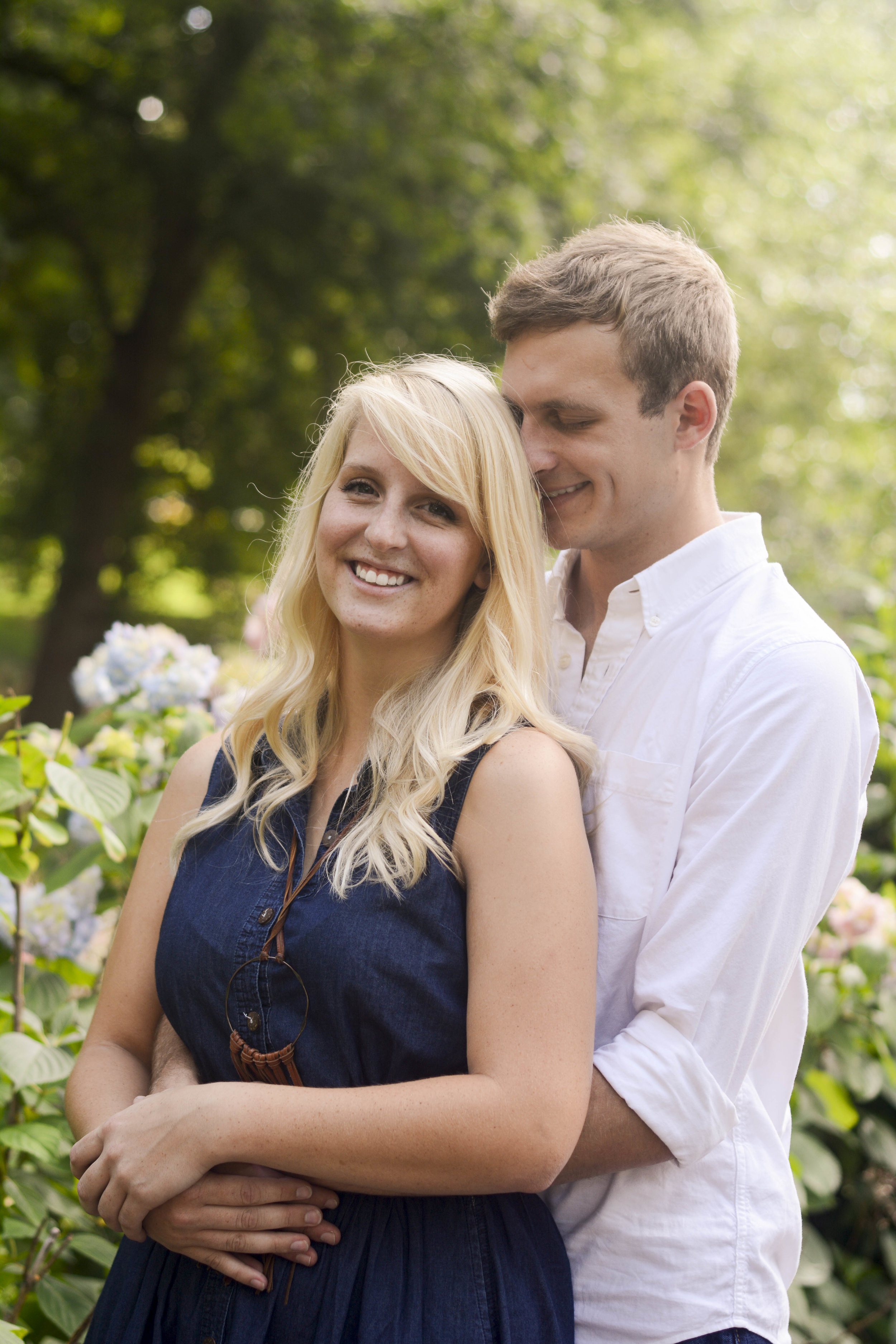 Rock Hill Couples Session