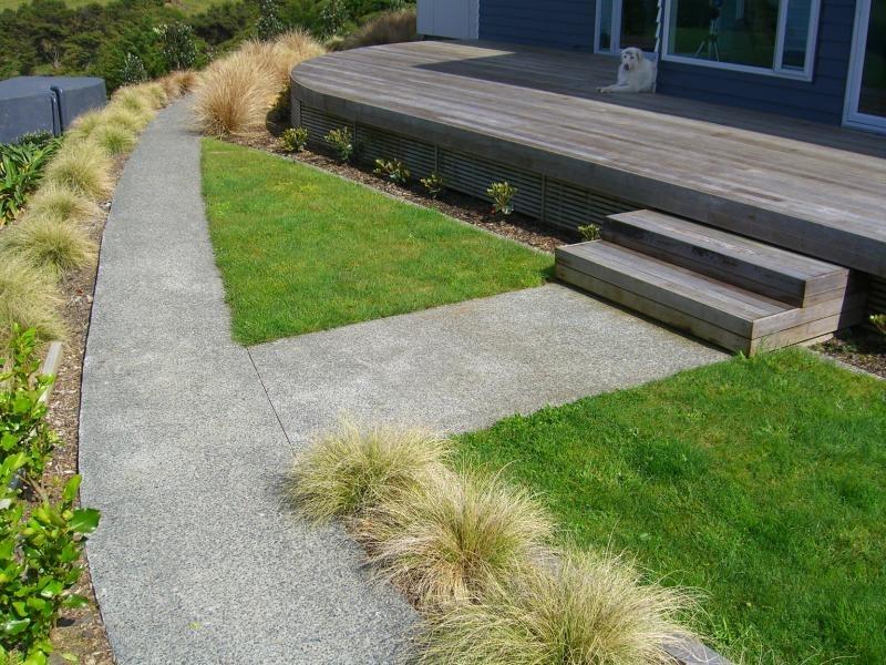 (10) Kwila deck & steps