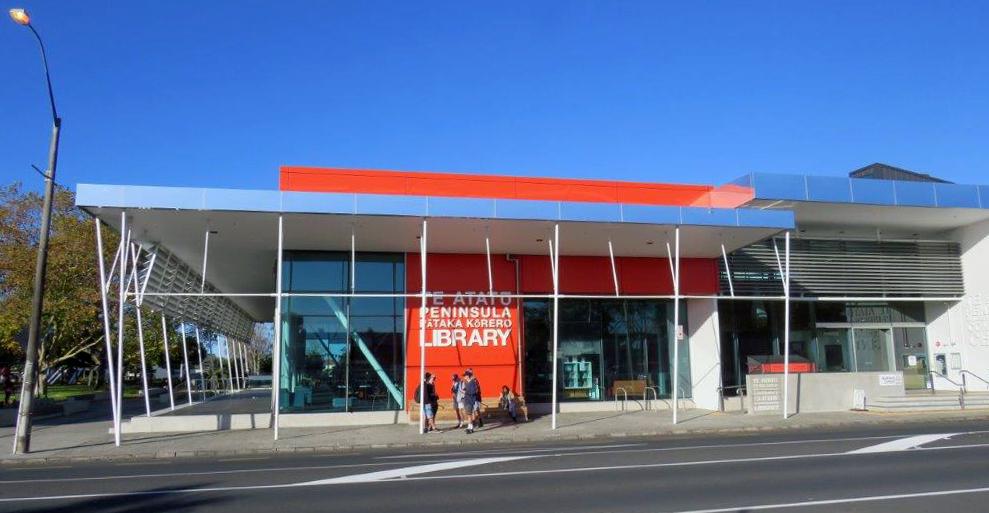 (7) Te Atatu Library