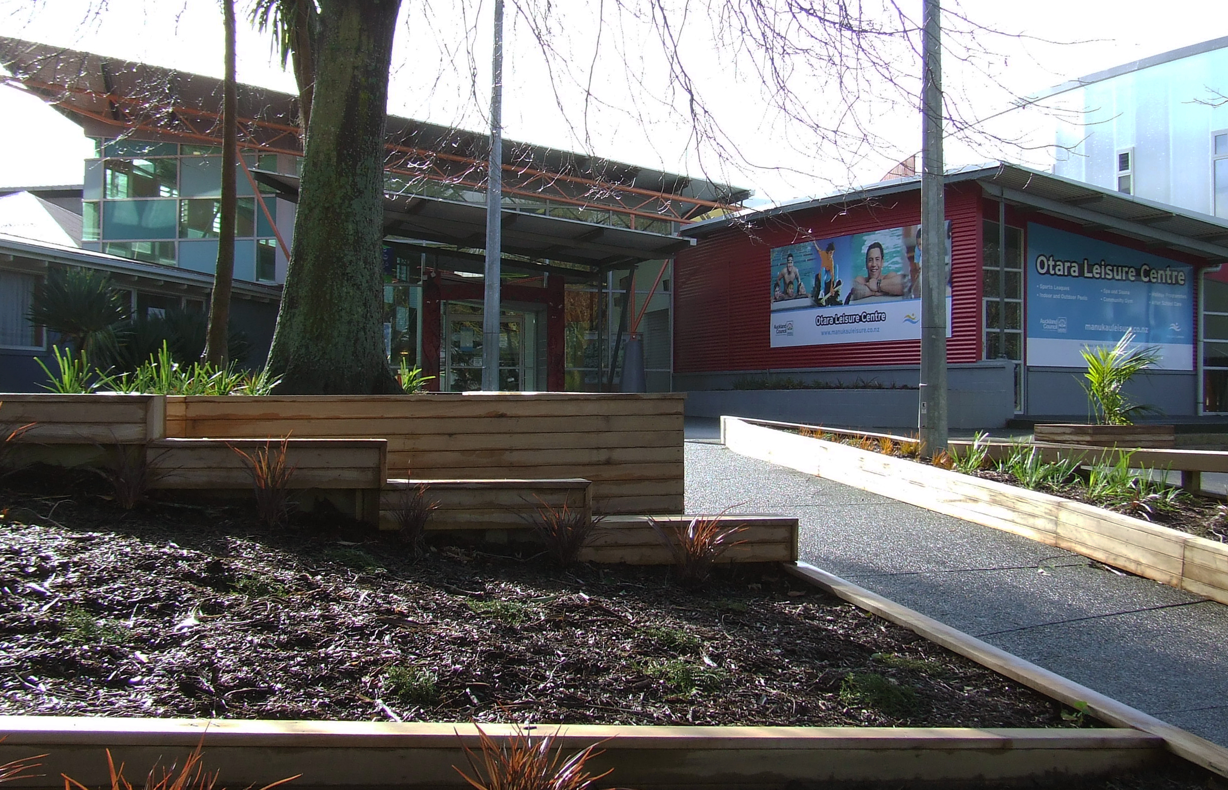 (10) Otara Leisure Centre
