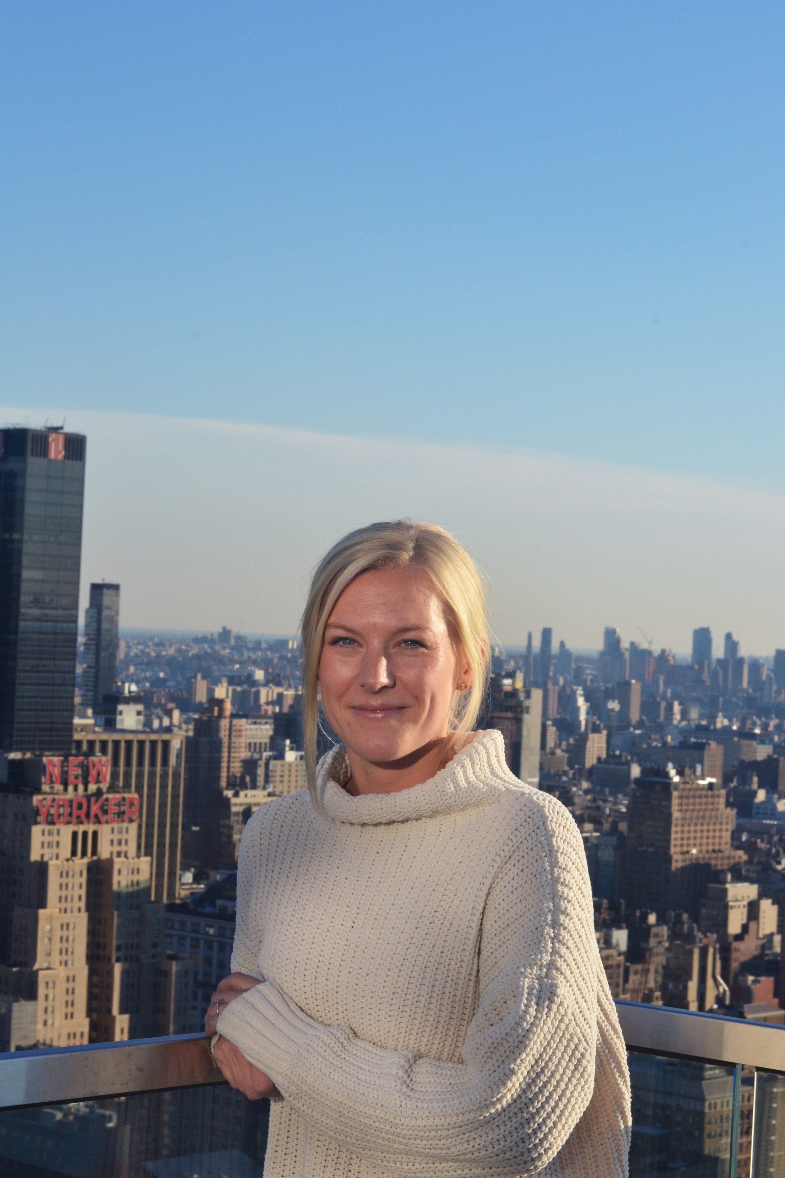 Andreas Manhattan - Från Chelsea till Lower East Side