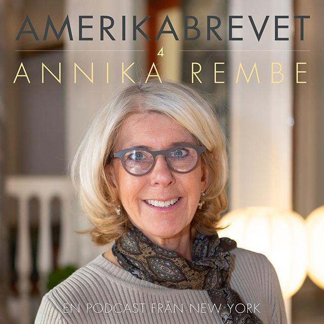 Möt @annikarembe, Sveriges generalkonsul i New York. I veckans avsnitt berättar hon om det viktiga uppdraget att sprida kunskap om Sverige utomlands. 🇸🇪🇺🇸 | i samarbete med @rundfunkmedia