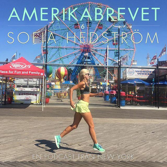 I detta avsnitt möter vi journalisten, författaren och marathonlöparen @sofiaheadstrong 💪🏻💄 efter flera försök att flytta tillbaka hittade hon tillslut hem i New York | i samarbete med @rundfunkmedia
