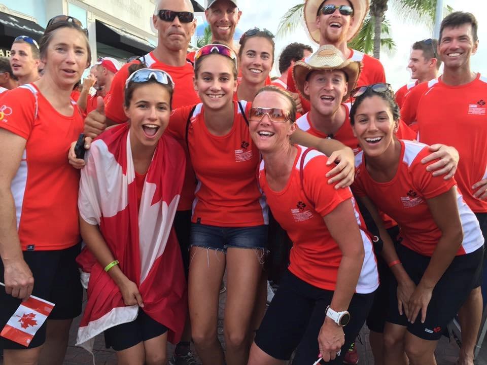 Team Canada Cozumel