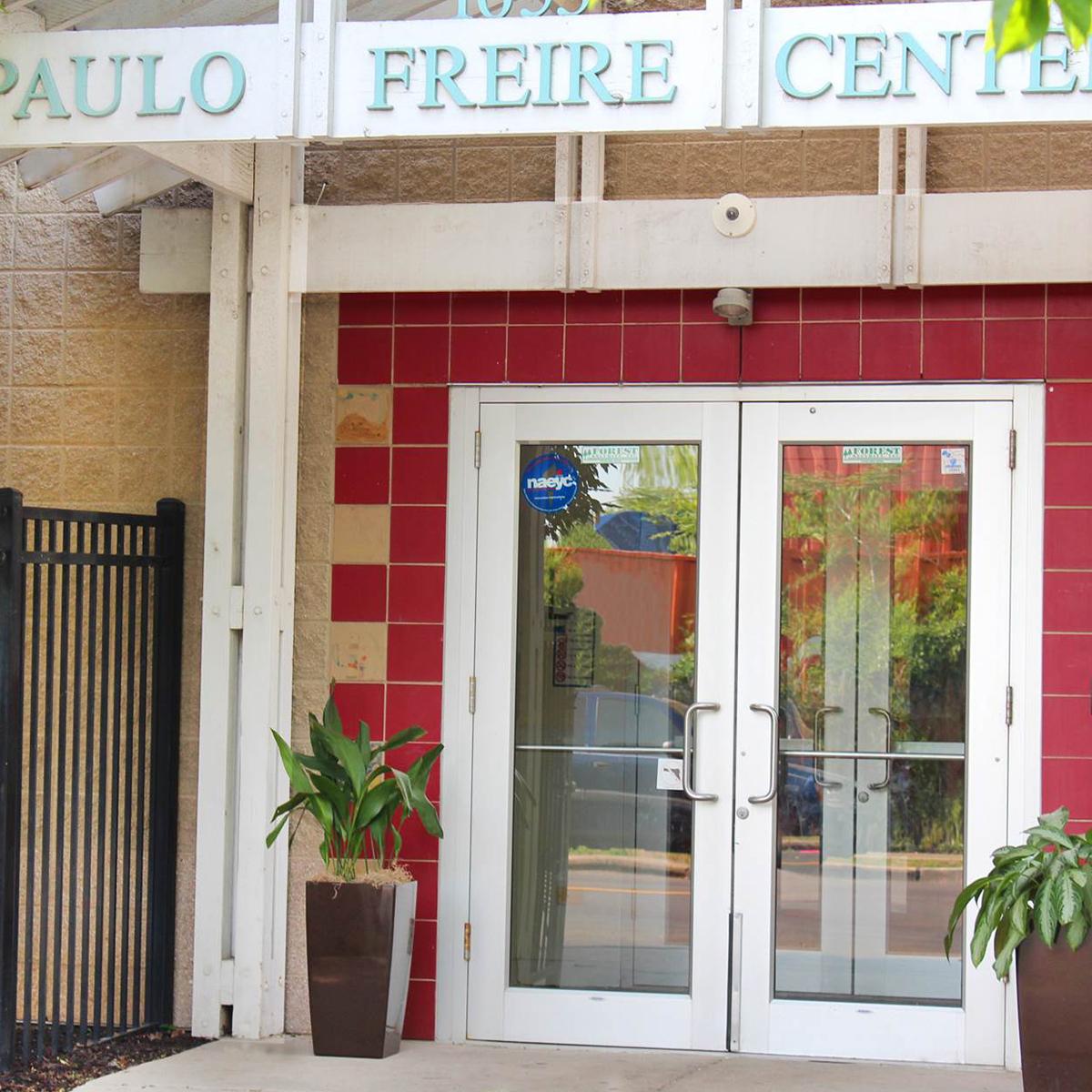 Paulo Freire Center
