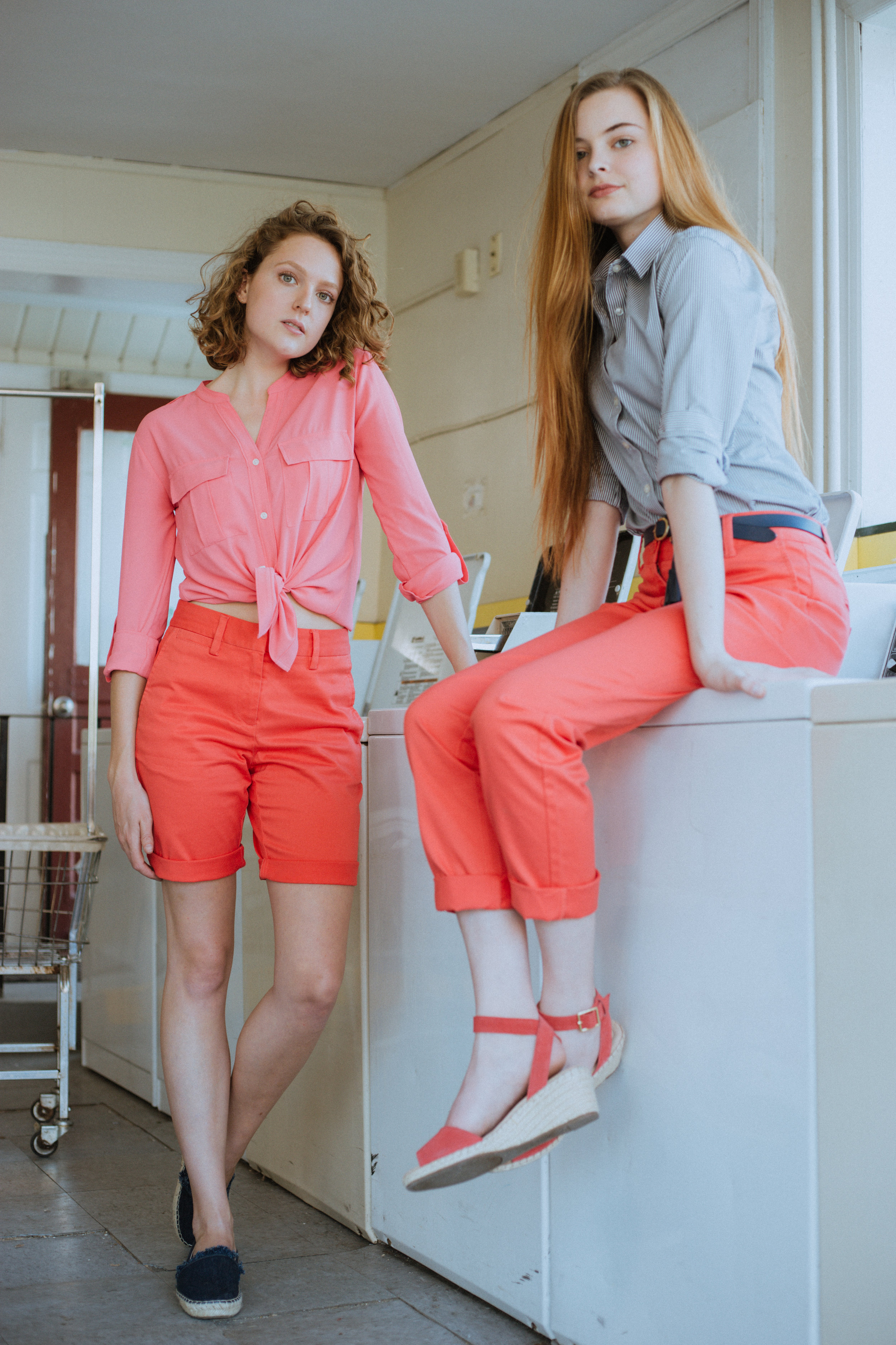 LANDS' END - photography, styling, creative direction