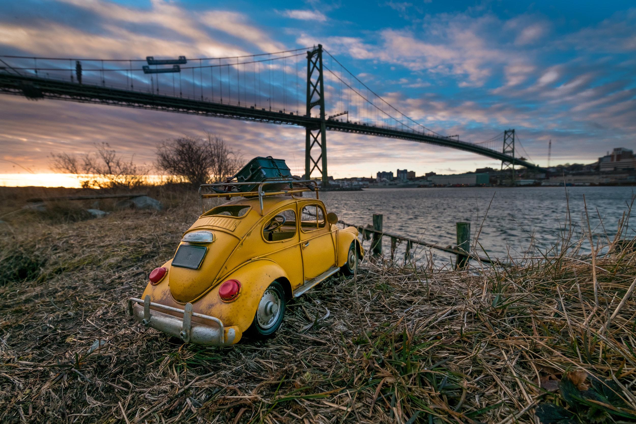 VDub_Willie, Halifax, Nova Scotia