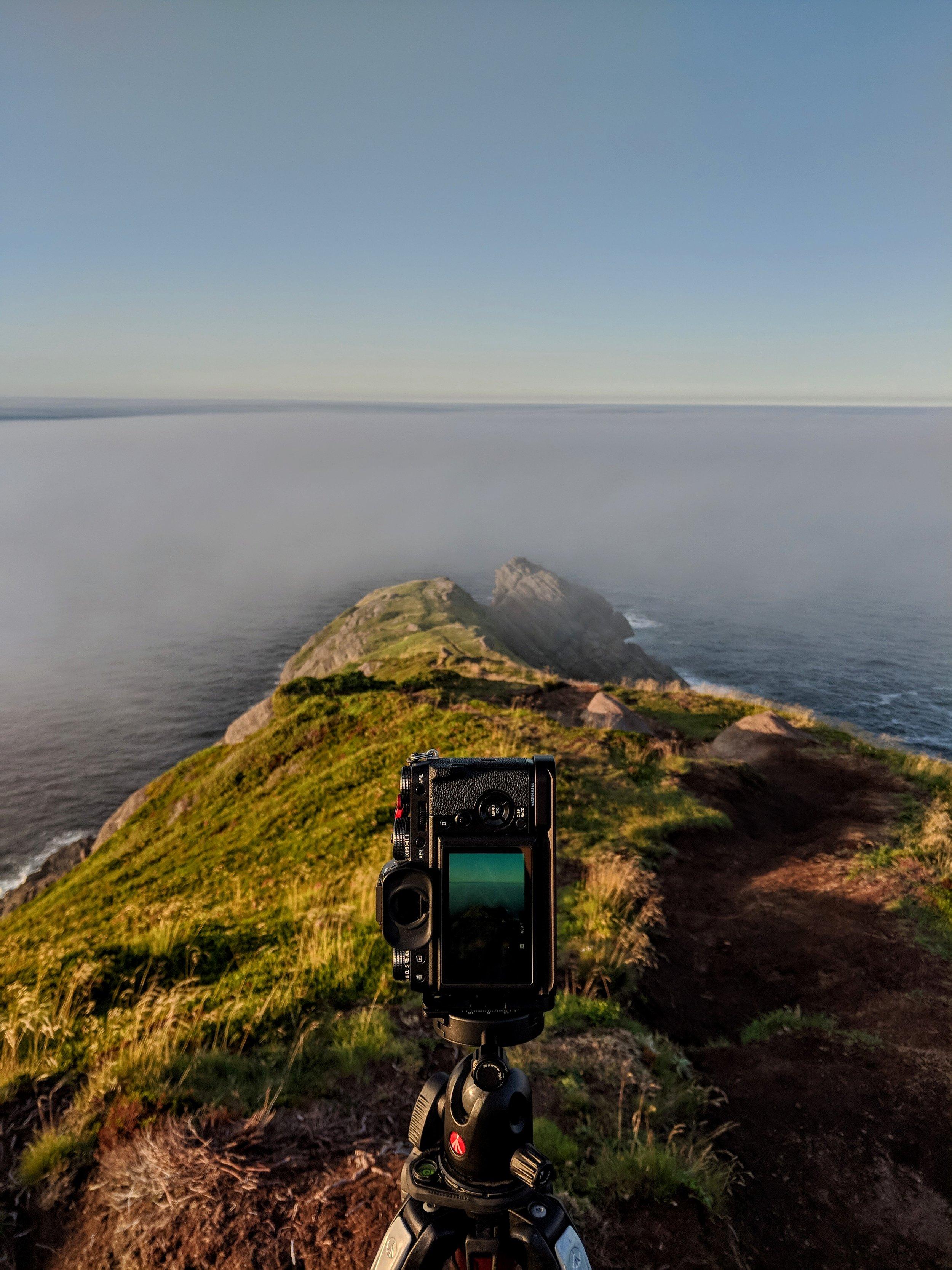 Fujifilm X-T2, Torbay Point, NL