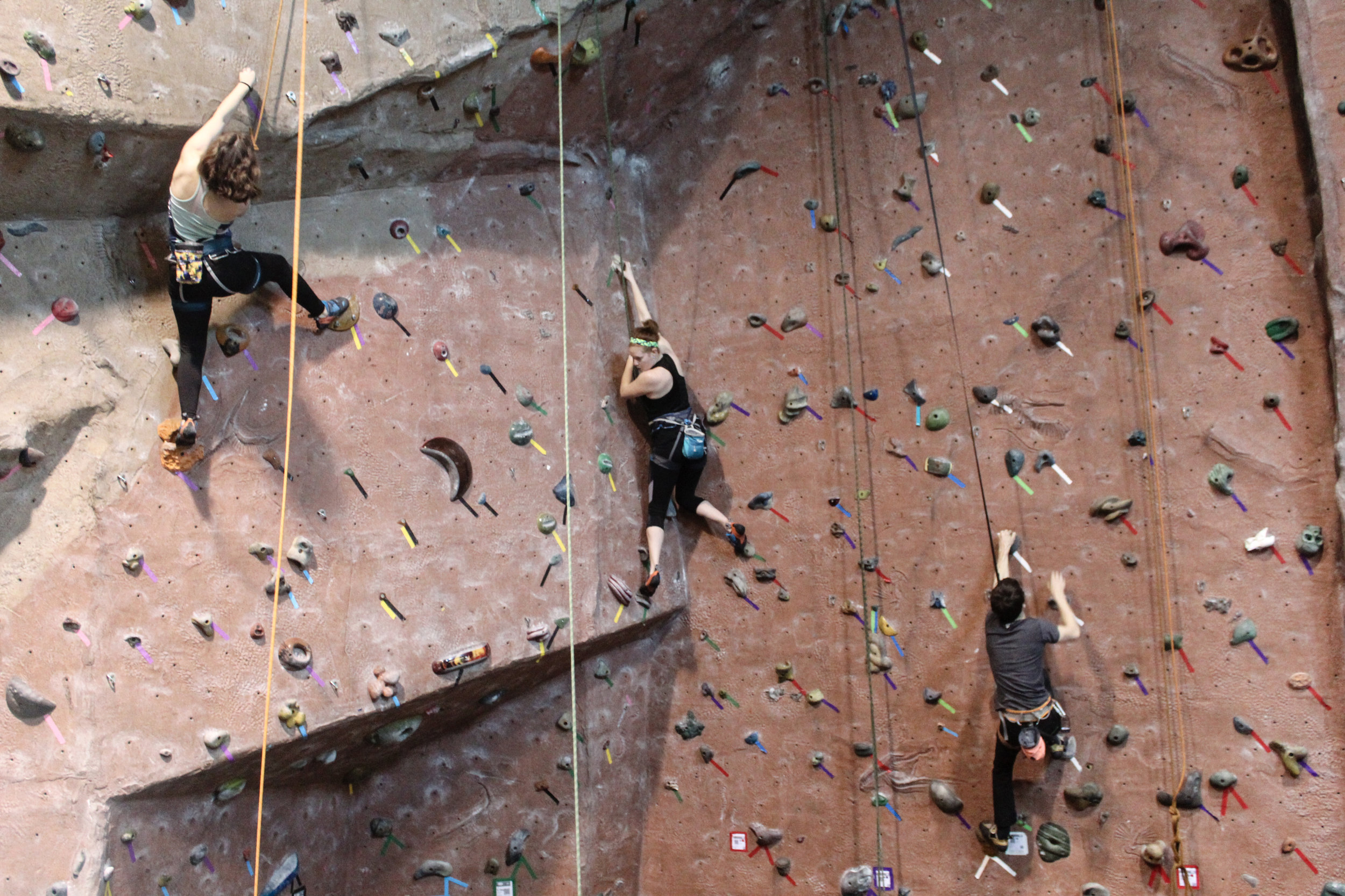 Celebrating 20 Years of Climbing   Since 1997 Climb On has been sharing and teaching the sport of rock climbing.   Learn More