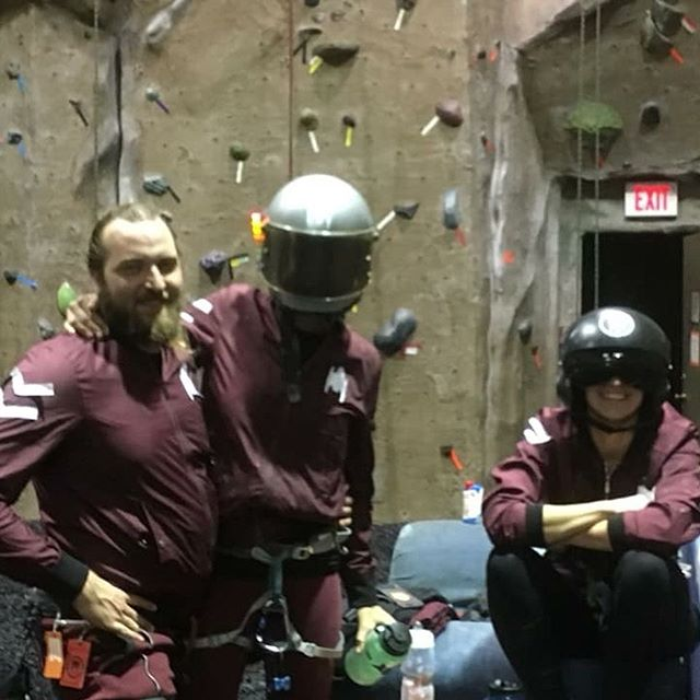 A happy climbing Halloween! Thanks to all who showed some spirit while climbing in costume 🎃 #happyhalloween #halloween #costumes #climbon
