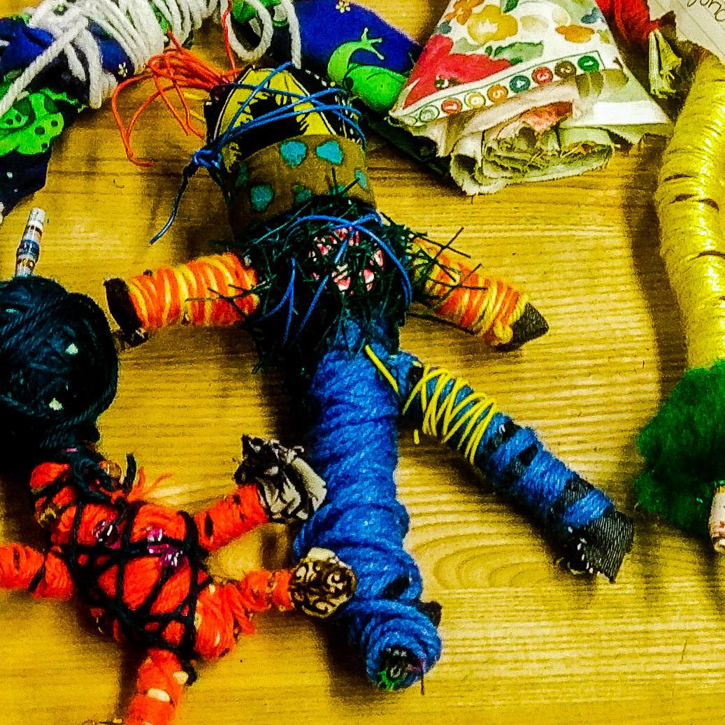 More dolls....