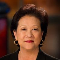 Emcee: Janet Wu,  Reporter ,  WCVB-TV