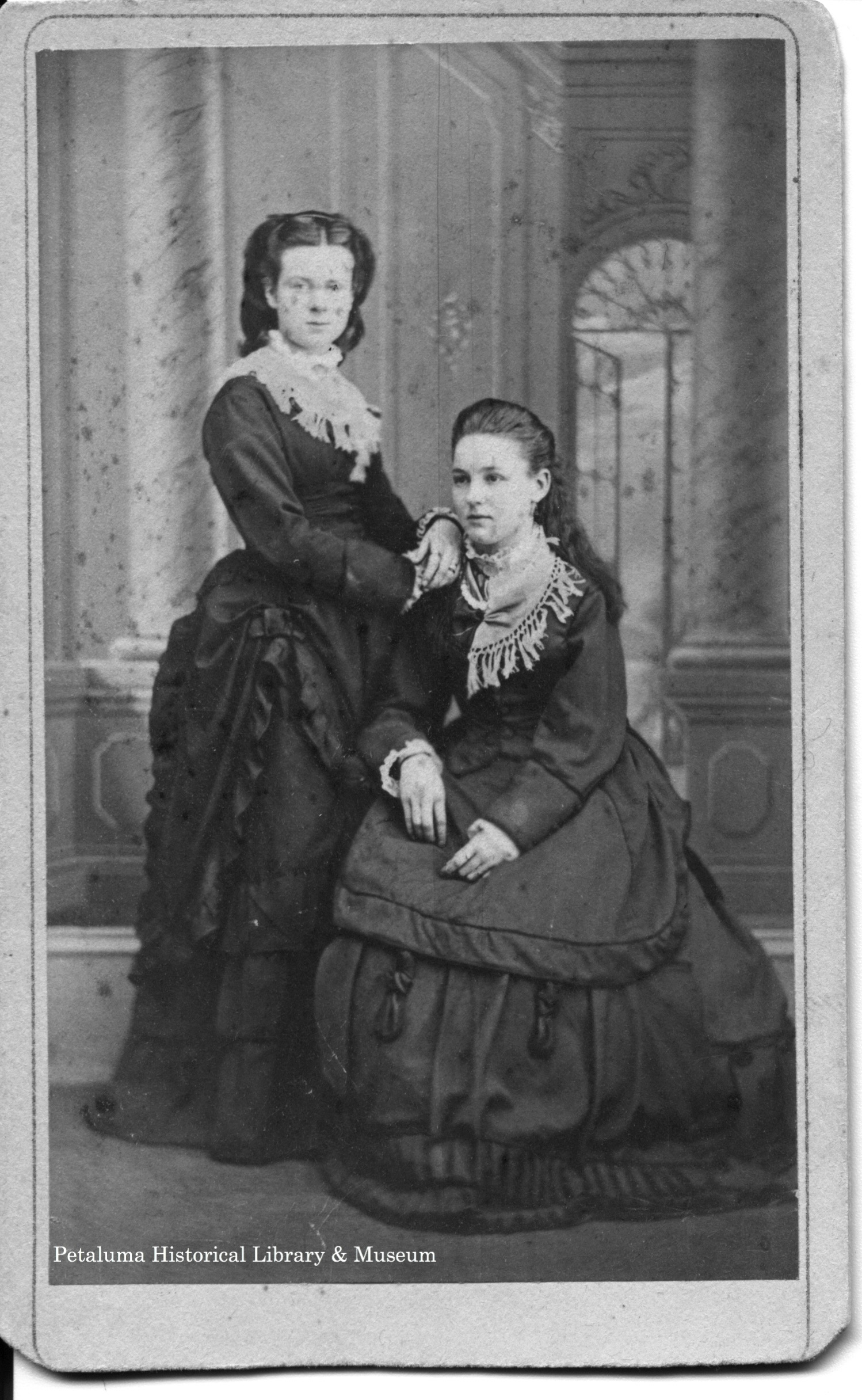 Emma Elder & Ida Brown 1984-289-05 side a