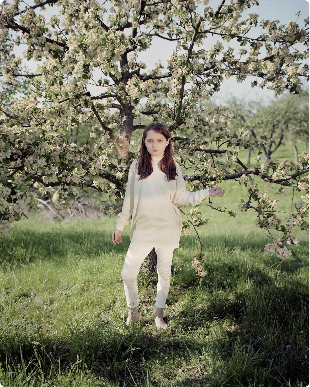 Cherryblossom Girl