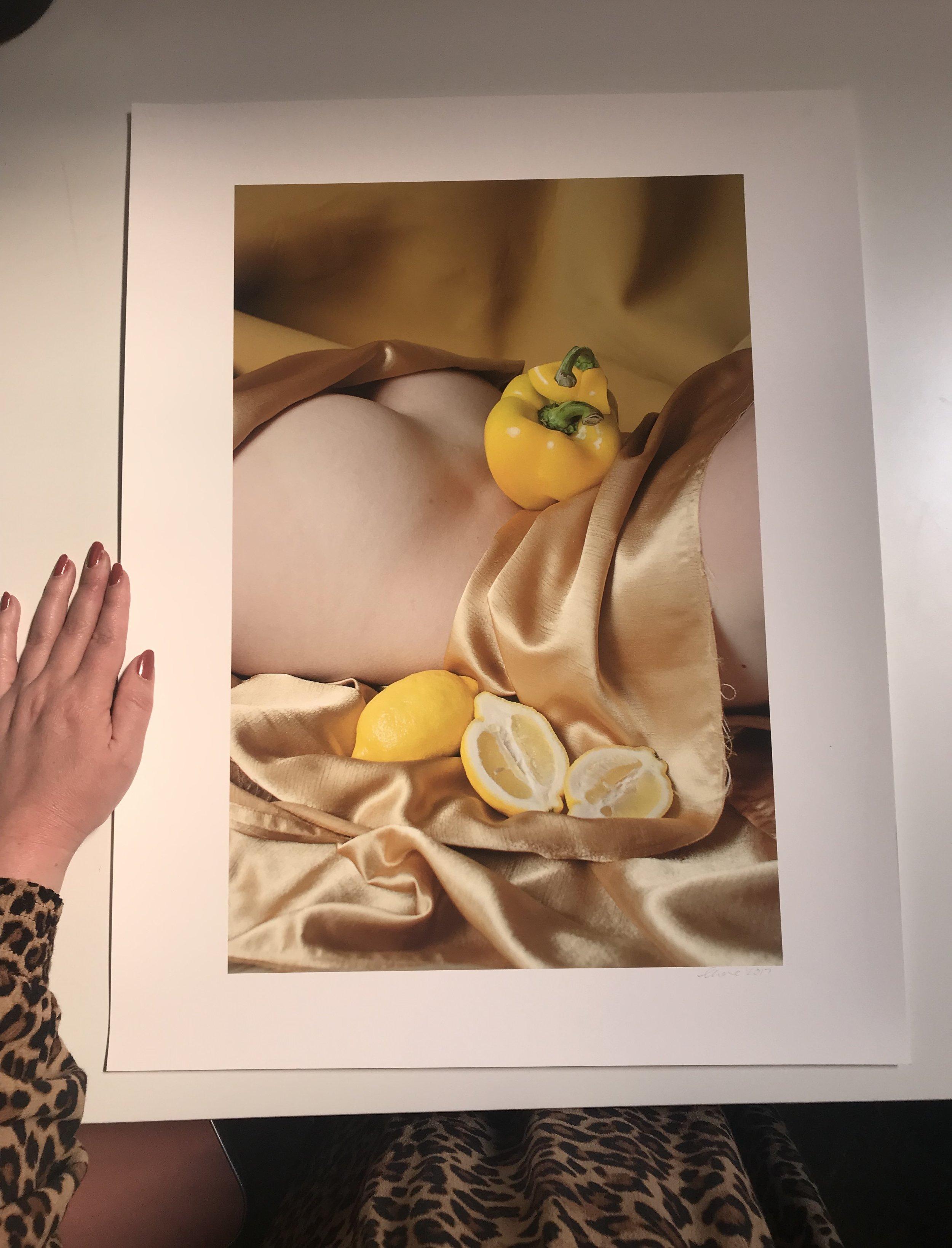 Artist's Model by Lauryn Hare