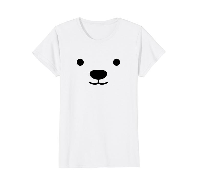 Happy Polar Bear -