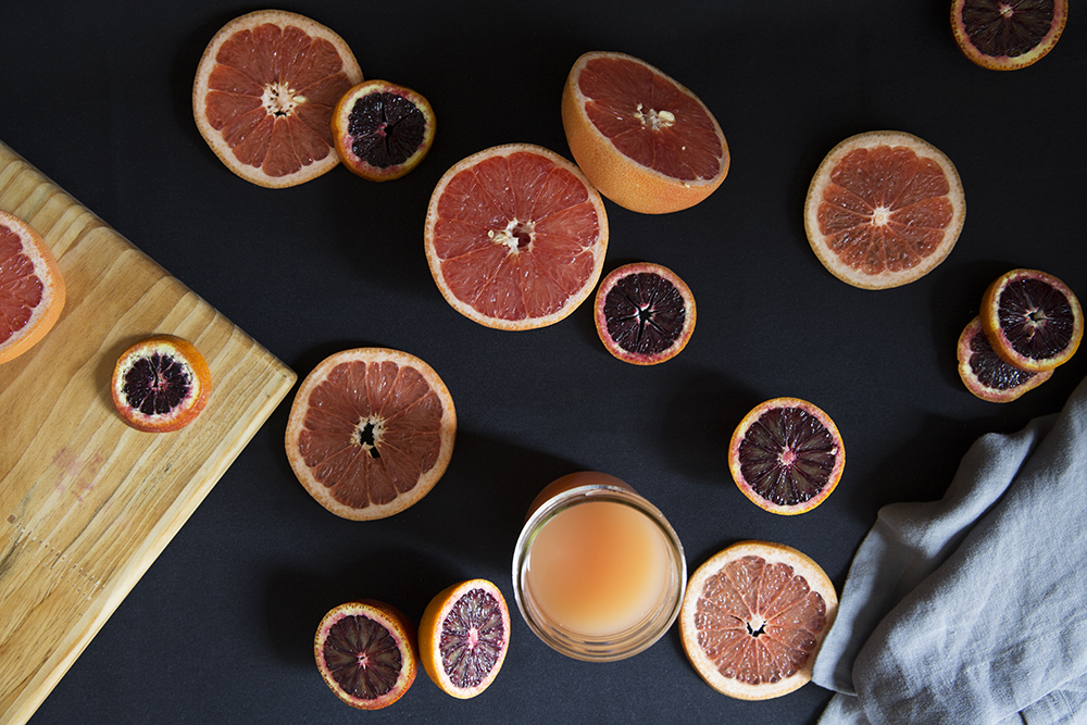 Fresh Winter Citrus