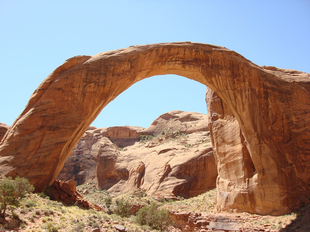 Lake Powell Rainbow Bridge Tours