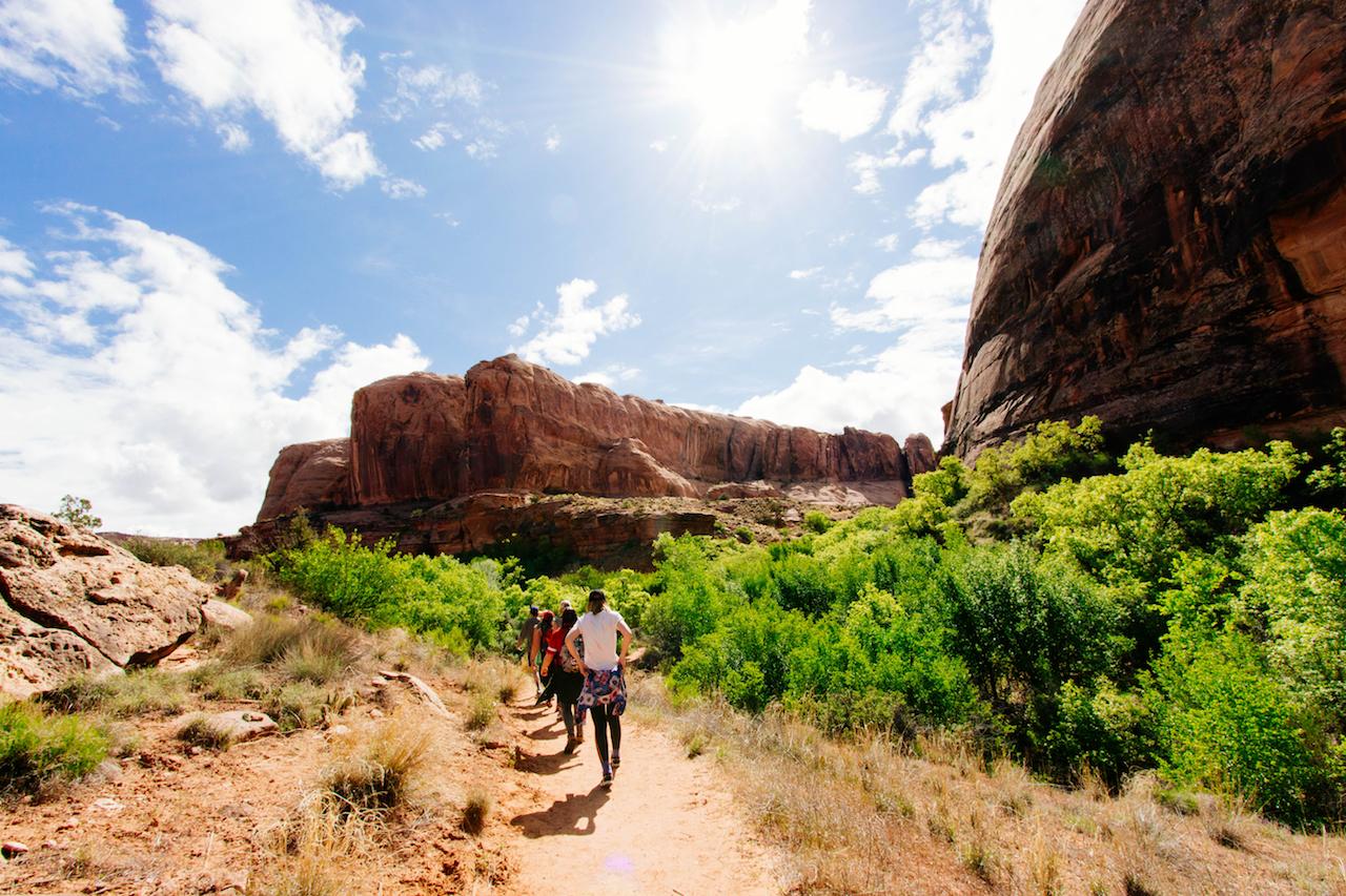 Grand Canyon Hiking Tour