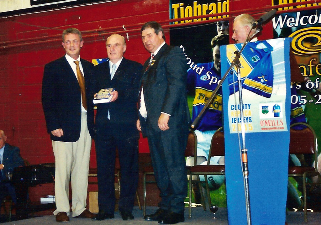 2005: Tipperary G.A.A.Story 1985 - 2004 Launch Event