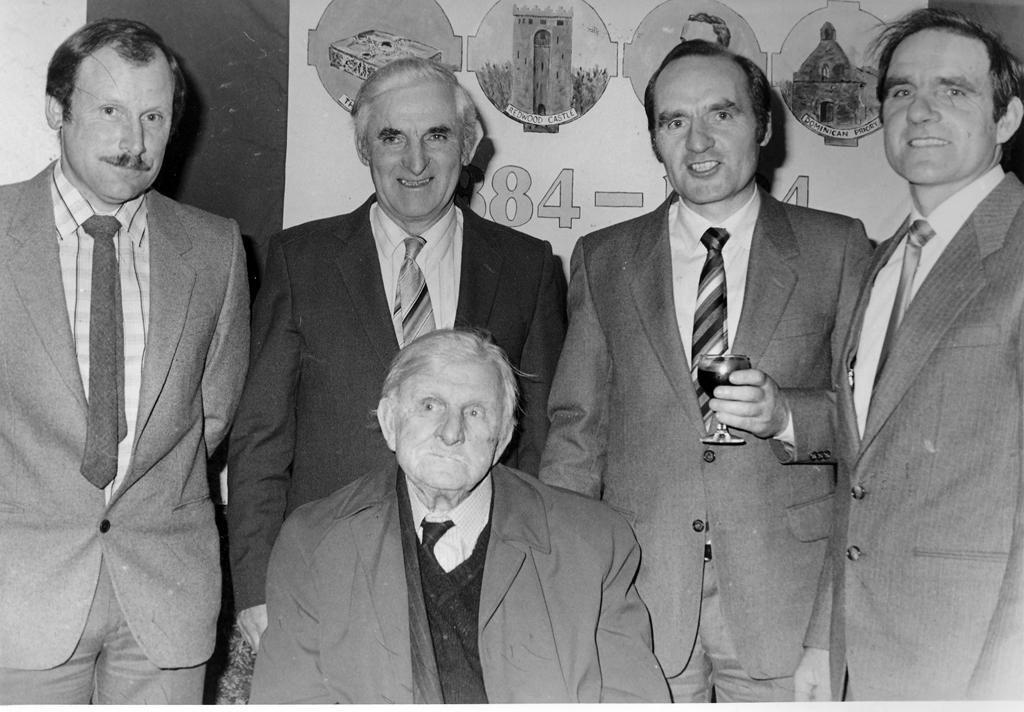 1984: Lorrha agus Doire: Iomaint agus Peil 1884-1984 Book Launch