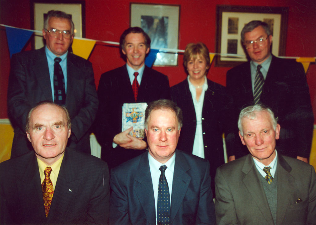 2000: Tipperary G.A.A. Ballads Dublin Launch