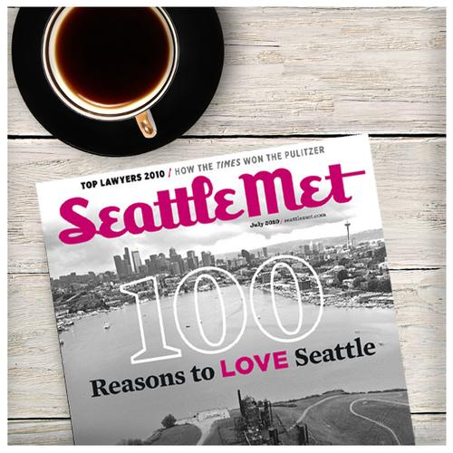 Seattle Met Magazine