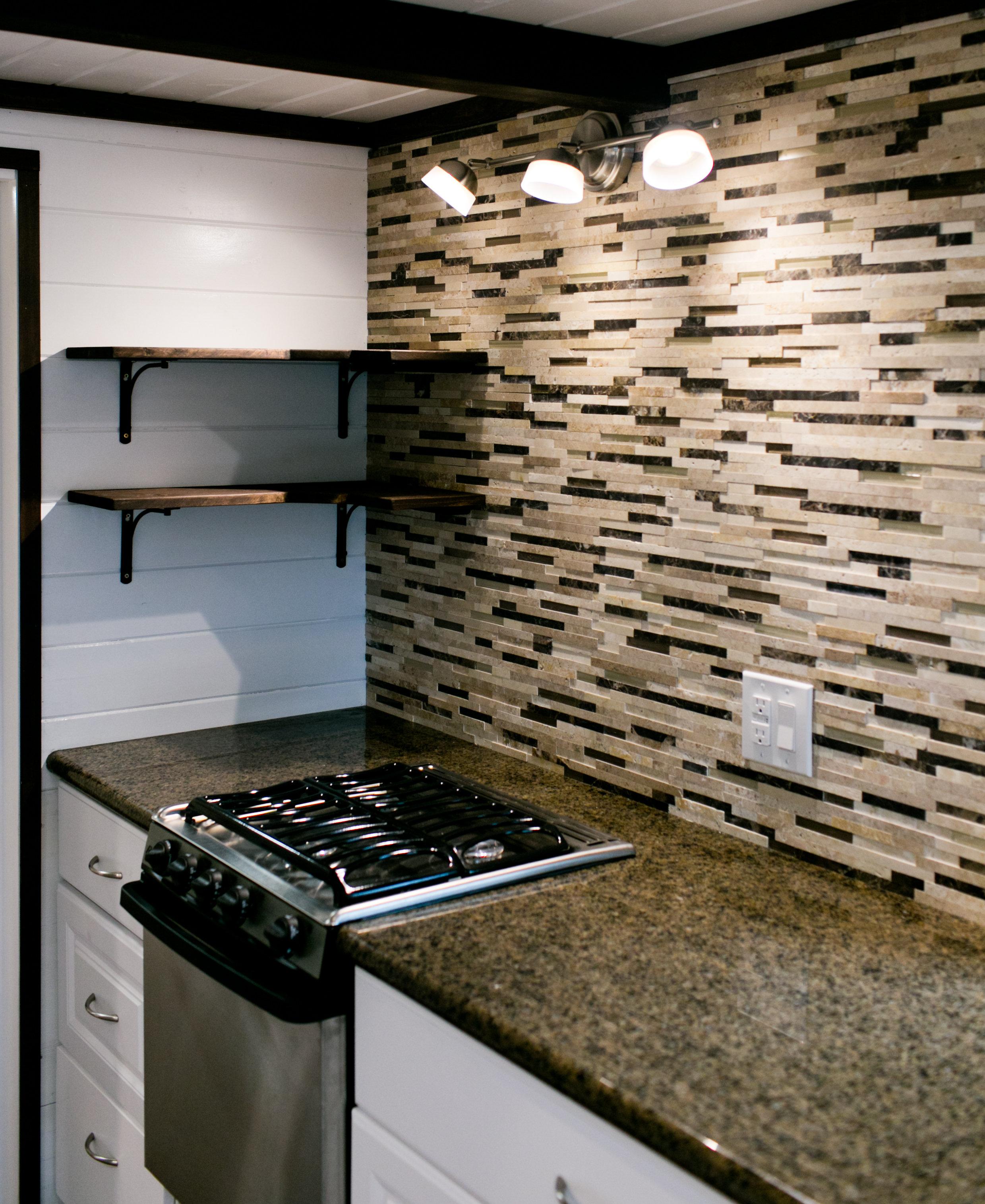 Beautiful stone or tile work