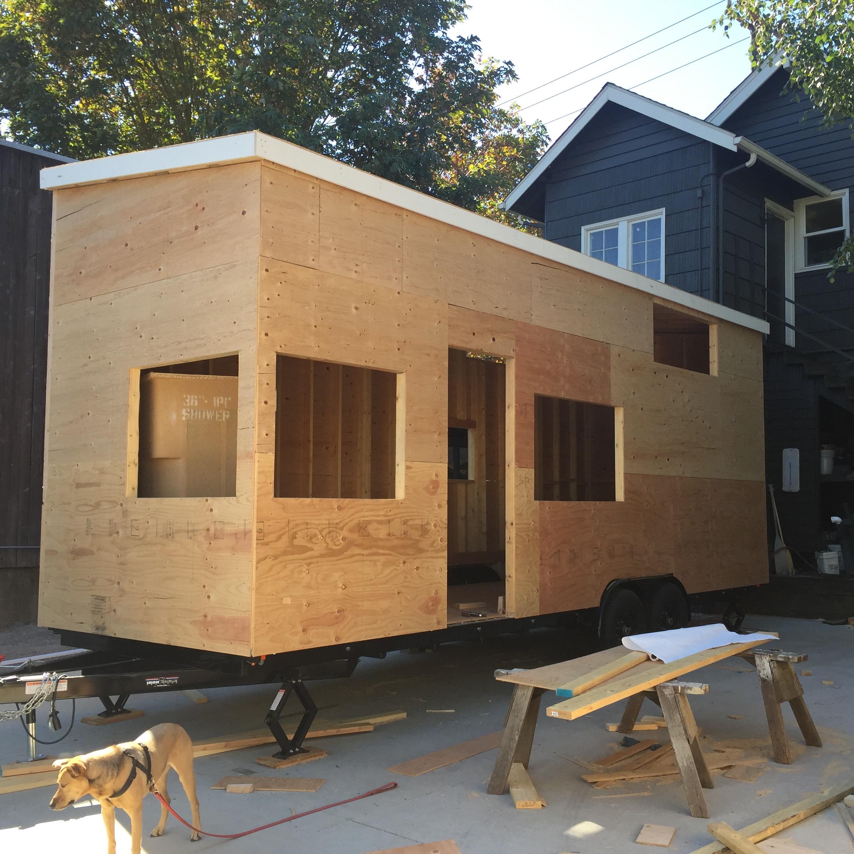"""1/2"""" CDX plywood, no OSB"""