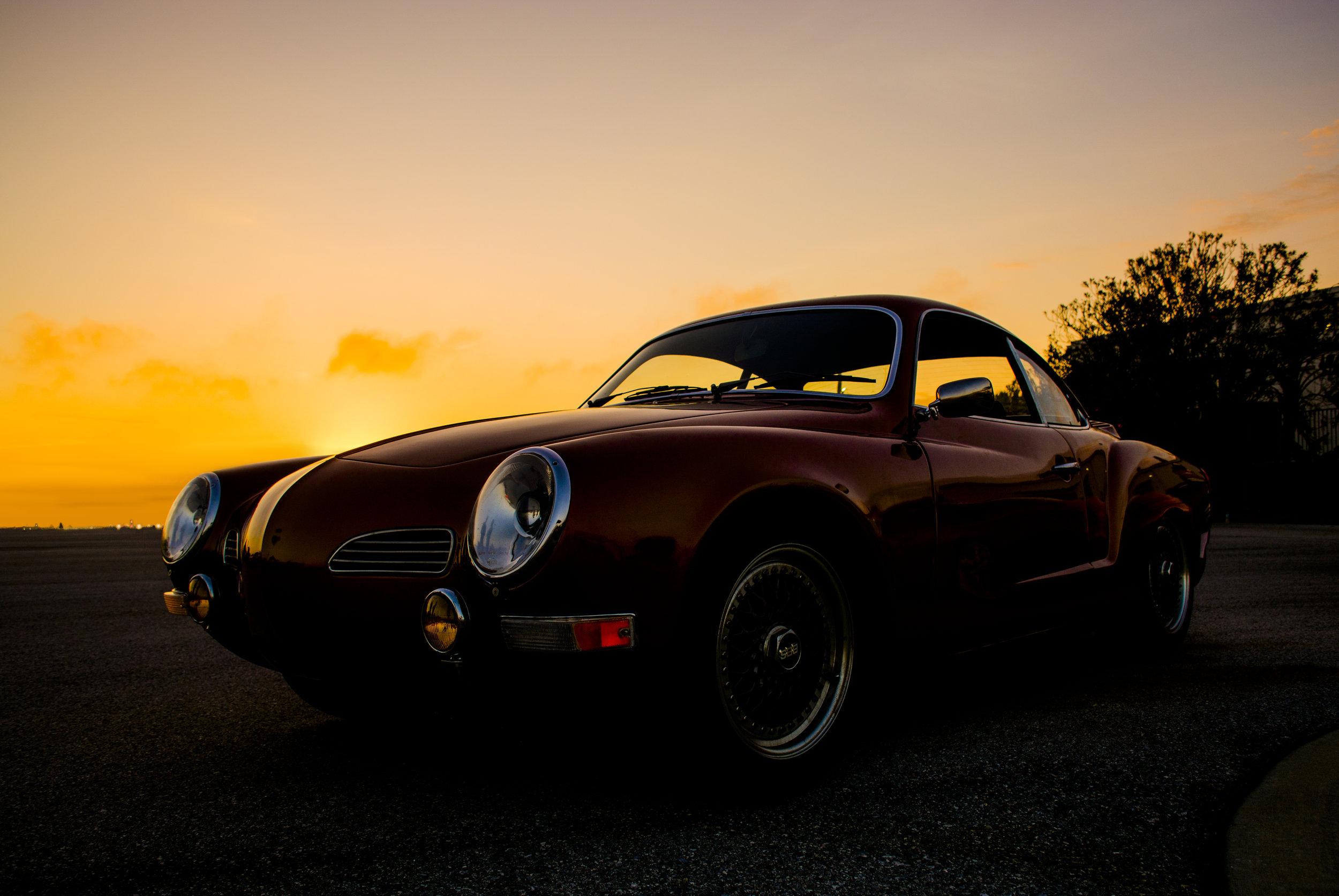 Ghia Sunrise