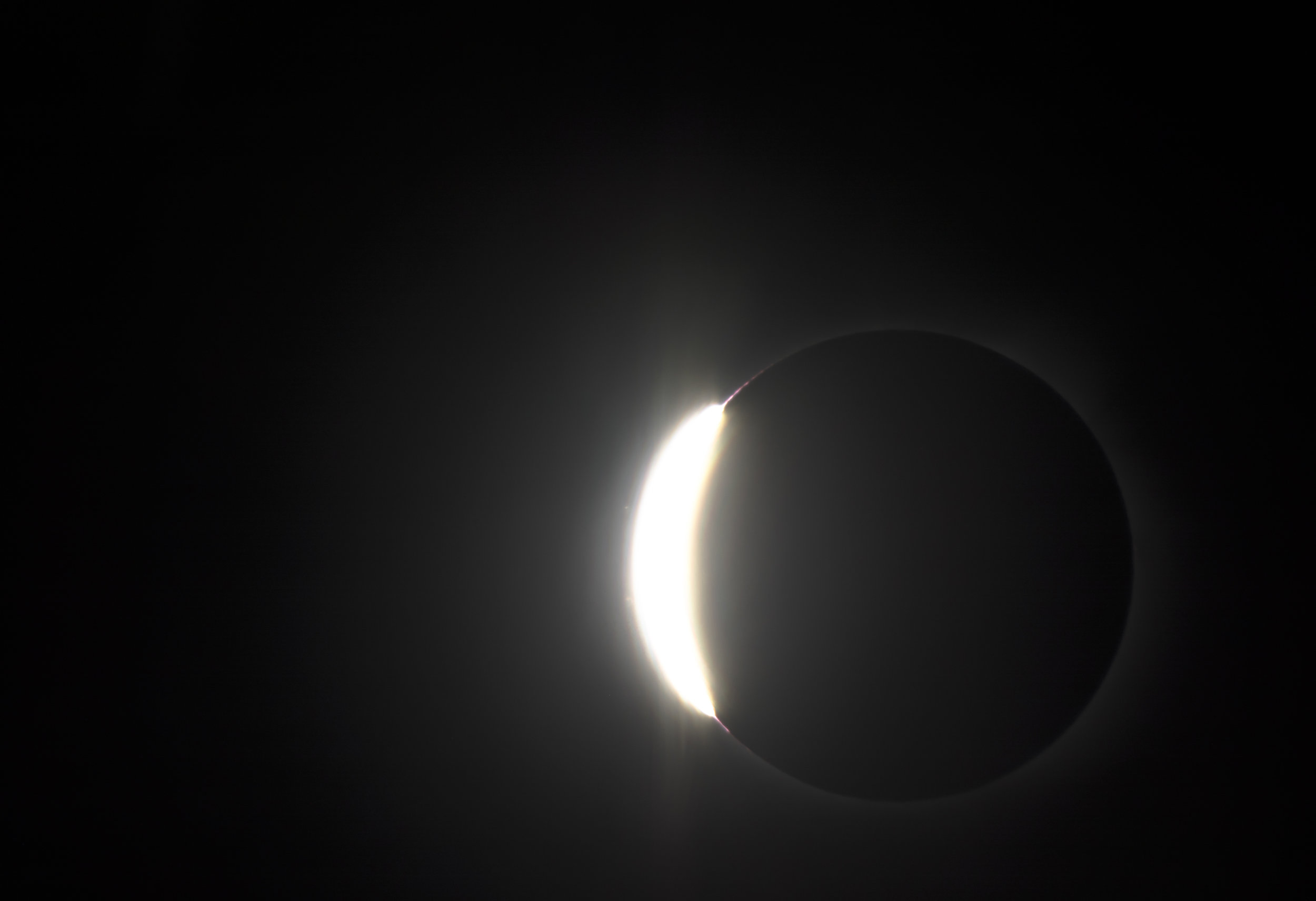 Totality, part 2