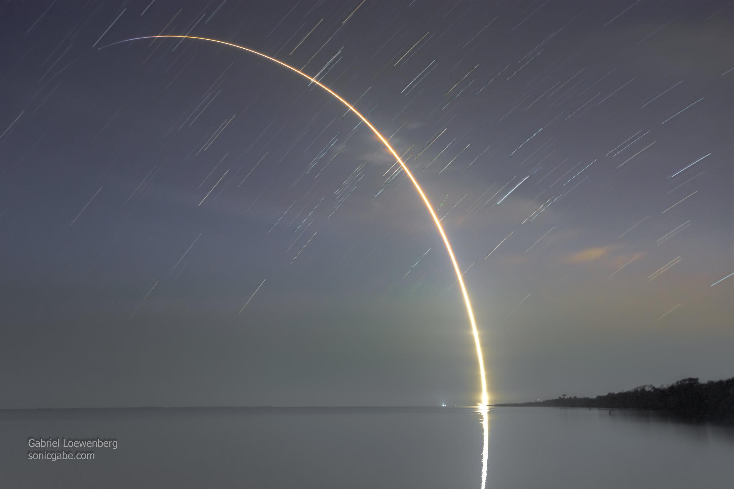 SpaceX Telstar 19 VANTAGE