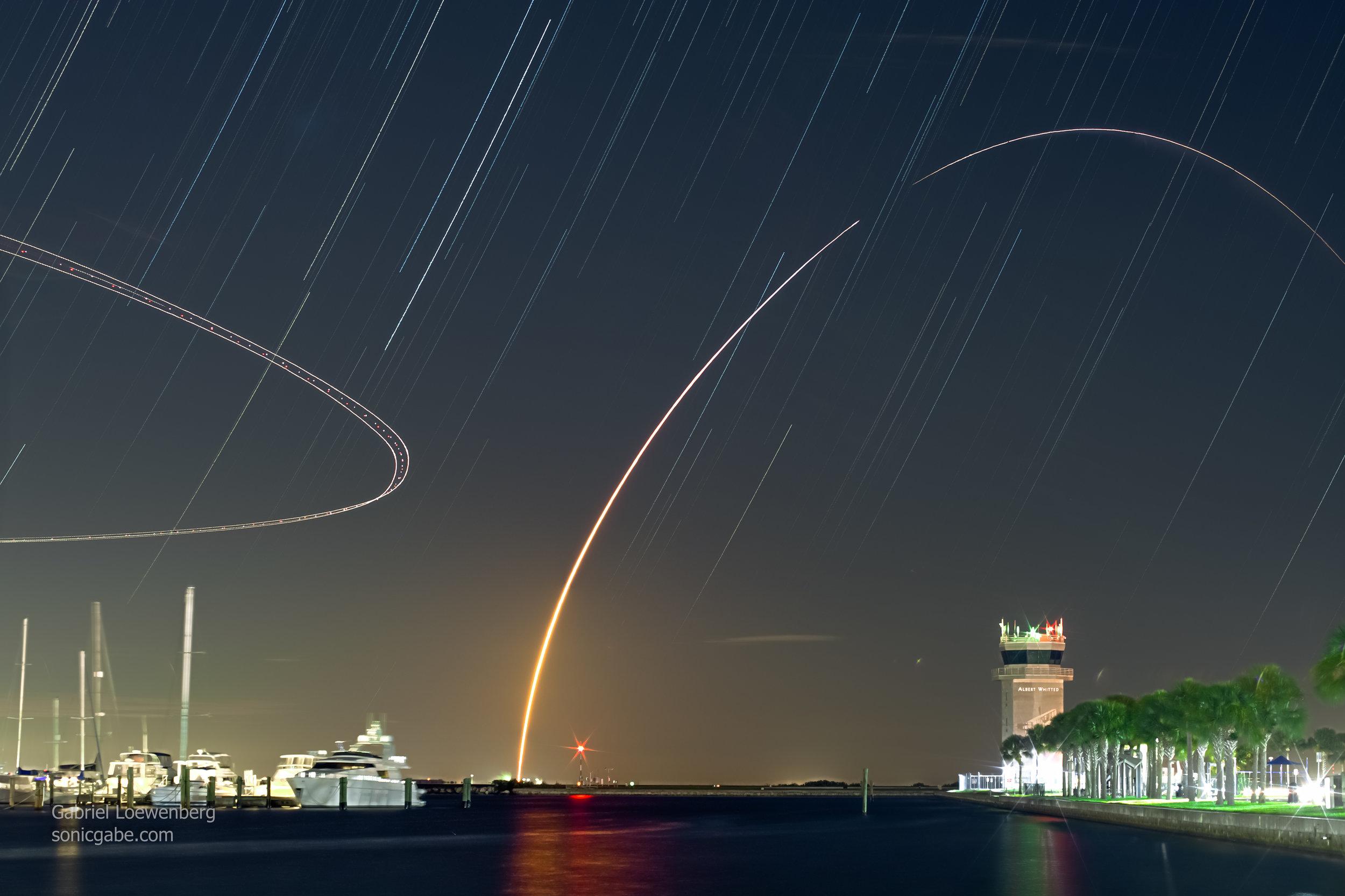 SpaceX Merah Putih Mission