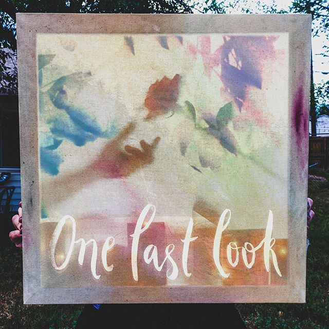 "Our new single ""One Last Look"" is out now!!! 👏🏼👏🏼👏🏼 Listen wherever you love to listen and let us know how you feel!! 💋 AND come celebrate with us tonight at Swallow Hill! We still have a few fee free tickets to sell, Venmo us $20 at @avenhart 💙"