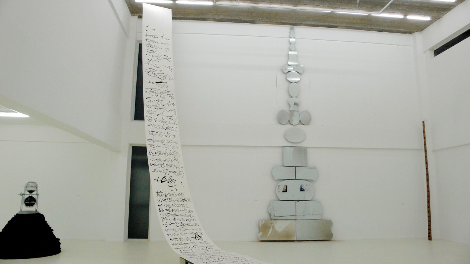 面对苟活者,装置,2009 .JPG