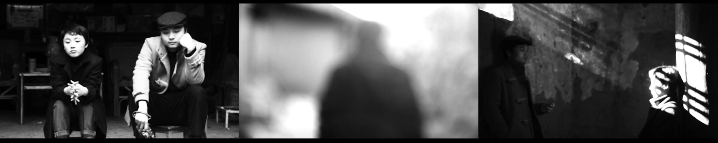 袁可如 Yuan Keru   云龙绮梦 A Salted Entounter 三屏幕影像装置Three-screen video installation  时长 Duration 15m14s   5+2AP   2014.png